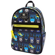 Batman 80th Anniversary Chibi Mini Backpack