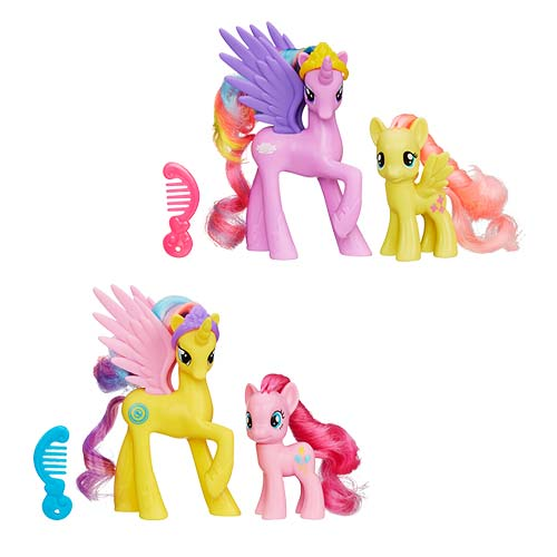 My Little Pony Princess Packs Wave 3 Set