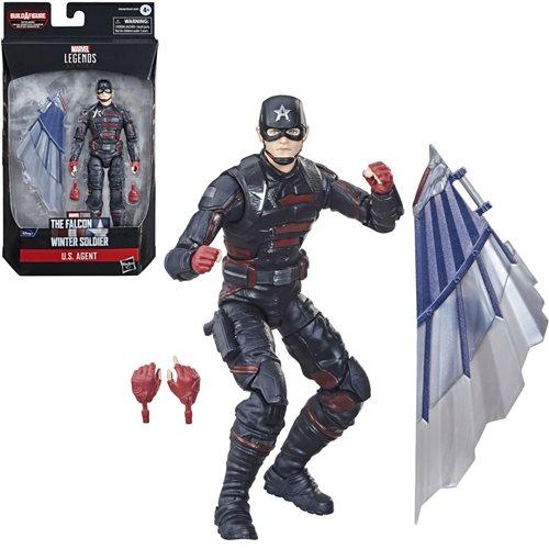Avengers 2021 Marvel Legends 6-Inch U.S. Agent Action Figure