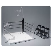 Ring Corner Neutral Corner and Pipe Chair Set Tamashii Stage Action Figure Stand