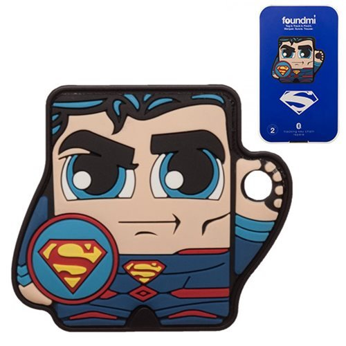 2e171aa634c Superman Foundmi 2.0 Bluetooth Tracker - Entertainment Earth