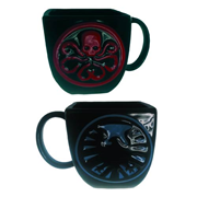 Agents of S.H.I.E.L.D. vs. Hydra Molded Mug - Previews Exclusive