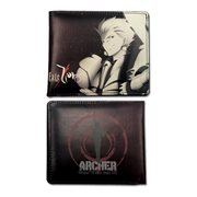 Fate/Zero Tohsaka and Archer Wallet