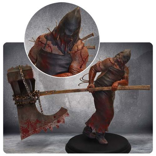 Resident Evil Executioner Majini 1:4 Scale Statue