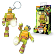 Nickelodeon Teenage Mutant Ninja Turtles Michelangelo Mini-Figure Flashlight