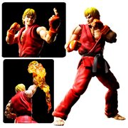 Street Fighter Ken Masters SH Figuarts Action Figure