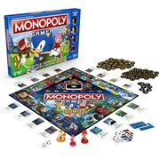 Sonic the Hedgehog Edition Monopoly Gamer Game
