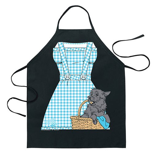 Wizard of Oz Dorothy Gale Be the Character Apron