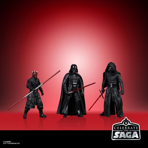 Star Wars Celebrate the Saga Sith 3 3/4-Inch Action Figure Set