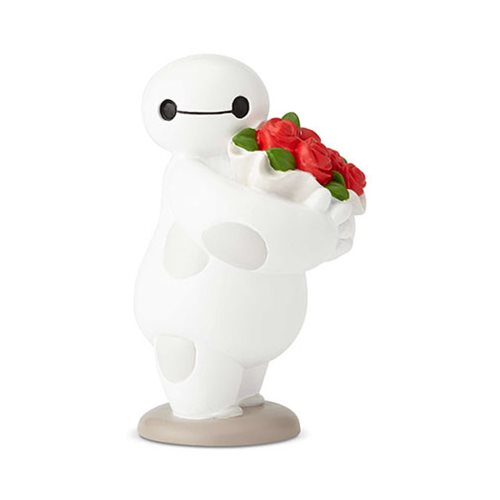 Disney Showcase Big Hero 6 Baymax with Flowers Statue