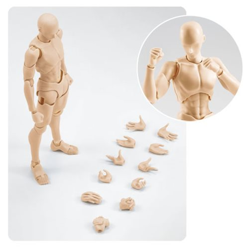 SH Figuarts Man Pale Orange Takarai Rihito Edition Action Figure