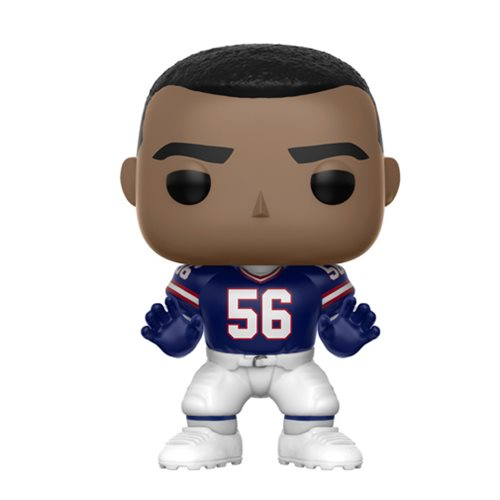 NFL Legends Lawrence Taylor Giants Throwback Pop! Vinyl Figure #79