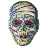 Ghoulville Mummy Vac-tastic Plastic Mask Wall Décor