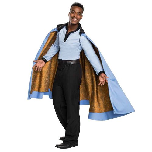 Star Wars Lando Calrissian Grand Heritage Adult Costume