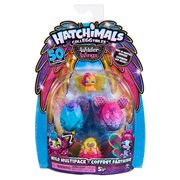 Hatchimals CollEGGtibles Wilder Wings 4-Pack Season 9