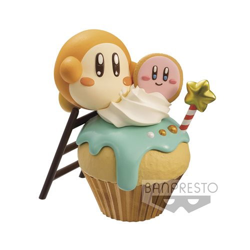Kirby Waddle Dee on Cupcake Paldolce Collection Vol.2 Statue