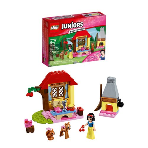 LEGO Juniors Snow White 10738 Snow White's Forest Cottage
