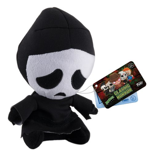 Scream Ghost Face Mopeez Plush