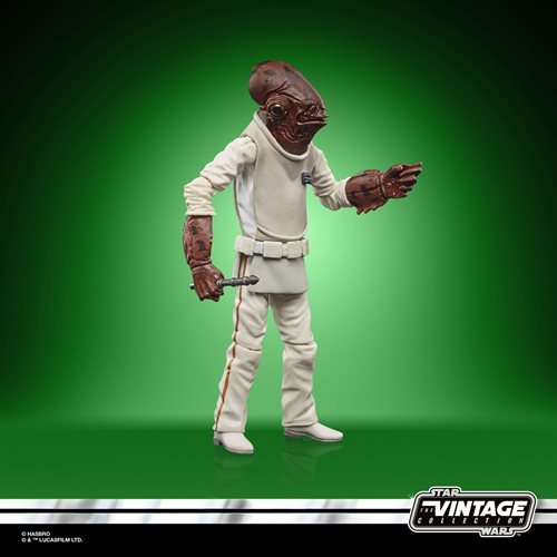 Star Wars The Vintage Collection Admiral Ackbar 3 3/4-Inch Action Figure