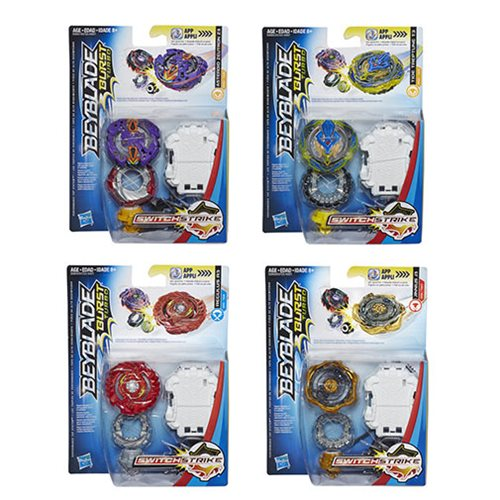 Beyblade Burst Evolution SwitchStrike Starter Pack Wave 7