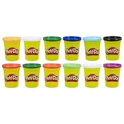 Play-Doh 12-Pack Case of Winter Colors Set