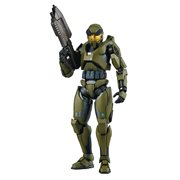 Halo Master Chief Mjolnir Mark V Re-Edit 1:12 Action Figure - Previews Exclusive
