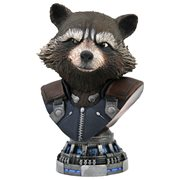 Marvel Legends In 3D Avengers: Endgame Rocket Raccoon 1:2 Scale Bust