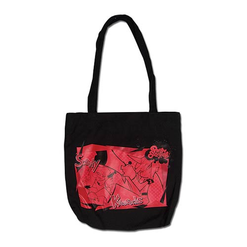 Panty & Stocking with Garterbelt Demon Sisters Tote Bag