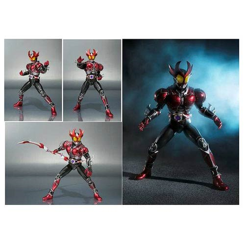 Agito Sh Action Figure Burning Kamen Rider Figuarts Form 5R4A3Lj