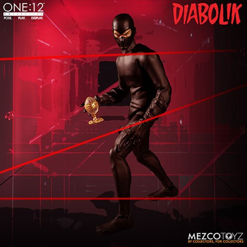 Diabolik One:12 Collective Action Figure