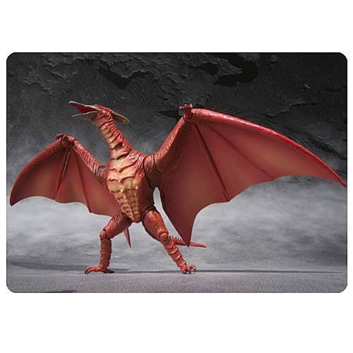 Godzilla Fire Rodan SH MonsterArts Action Figure