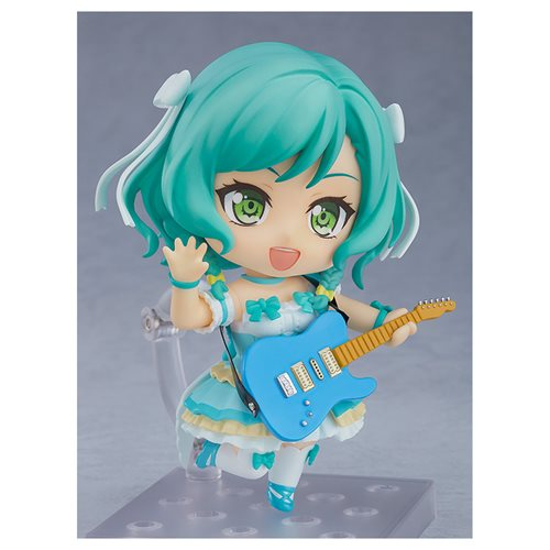 BanG Dream! Girls Band Party Hina Hikawa Stage Outfit Ver. Nendoroid Action Figure