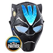 Avengers: Endgame Black Panther Vibranium Power FX Mask with Pulsating Light Effects