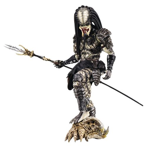 Predator 2 Shaman Predator 1:18 Scale Action Figure - Previews Exclusive