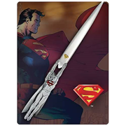 Superman Pewter Letter Opener