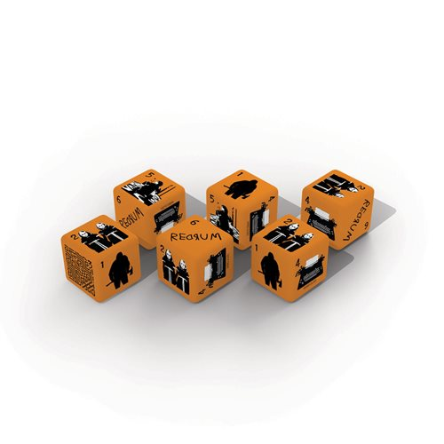 The Shining Dice Set Game