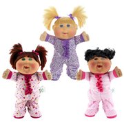 Cabbage Patch Kids Dance With Me 12 1/2-Inch Doll Case