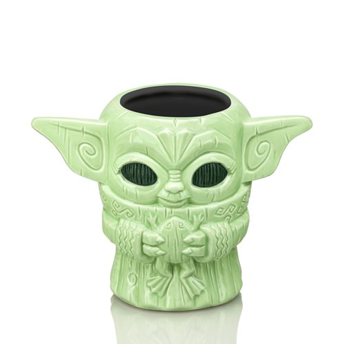 Star Wars: The Mandalorian The Child with Frog Geeki Tiki - Previews Exclusive
