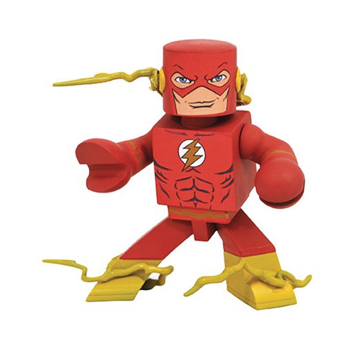 DC Comics Vinimates Series 4 The Flash Vinyl Figure