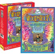 Woodstock Collage 500-Piece Puzzle