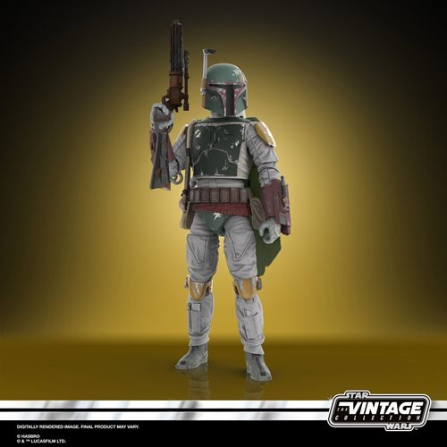 Star Wars The Vintage Collection Boba Fett (ROTJ) 3 3/4-Inch Action Figure