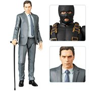 Dark Knight Trilogy Bruce Wayne MAFEX Action Figure