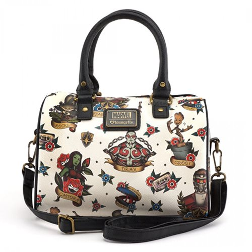 Guardians of the Galaxy Tattoo Duffle Purse