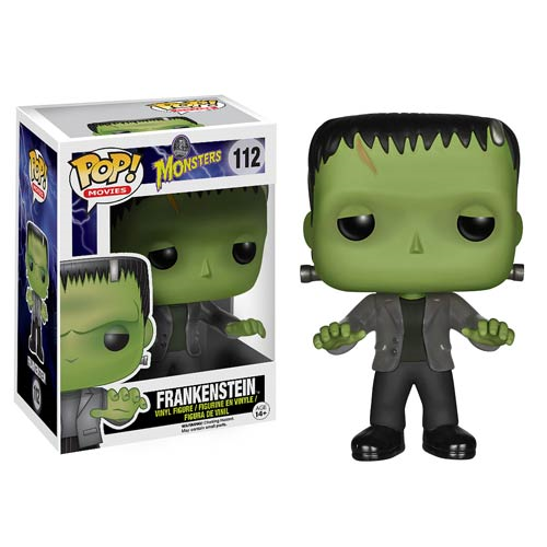 Universal Monsters Frankenstein Pop! Vinyl Figure