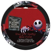 Nightmare Before Christmas Ghostly Steering Wheel Cover