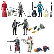 Star Wars: The Last Jedi 3 3/4-Inch Action Figure 2-Packs Wave 2 Case