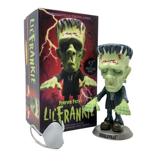 Forever Filthy Lil' Frankie Tiny Terror Vinyl Figure