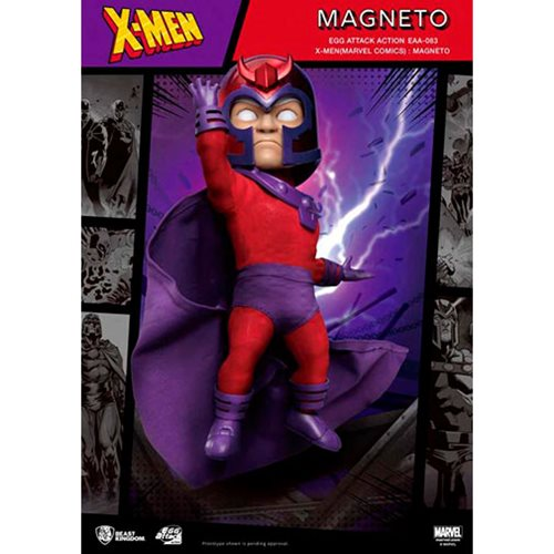 X-Men Magneto EAA-083 Action Figure - Previews Exclusive