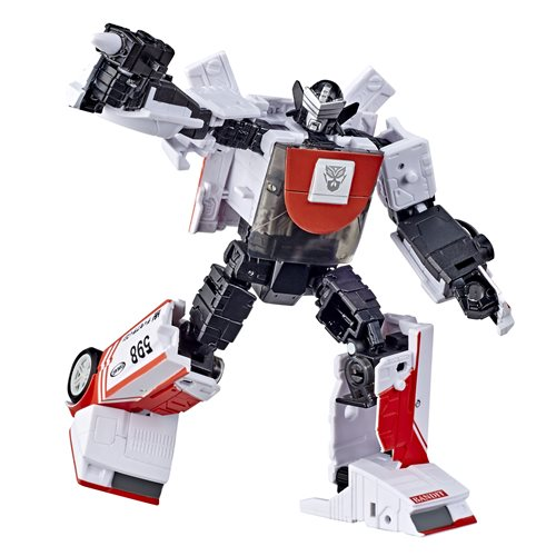 Transformers Generations Selects War for Cybertron Earthrise Deluxe Exhaust - Exclusive