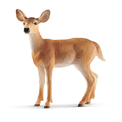 Wild Life White-Tailed Doe Collectible Figure
